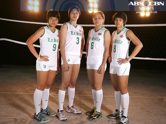 The dlsu lady spikers are looking to redeem themselves from the