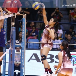 UP volleyball star Bersola nears full recovery
