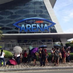 #UAAPCDC2015 tickets sold eight times original price