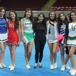 The CSRs rep their school for #UAAPCDC2015
