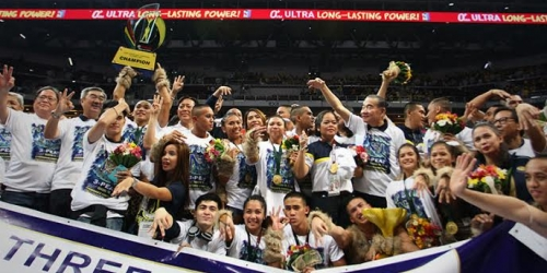NU's 'risk' pays dividends in #UAAPCDC2015