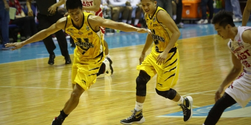 In form and in love, Daquioag keeps rising for UST