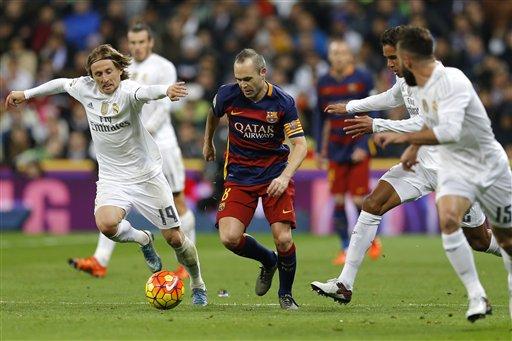 Apuestas de fútbol - Barcelona - Intelbet.es
