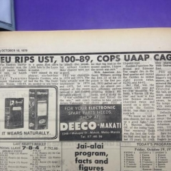 FLASHBACK: FEU vs. UST in the 1979 UAAP Finals