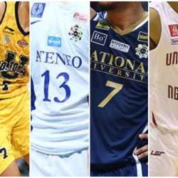 Who wore the best jerseys for UAAP Season 78?