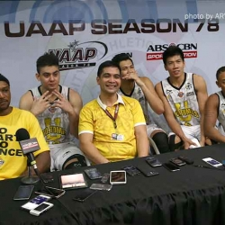 Now at home in Espana, Vigil becomes key for UST