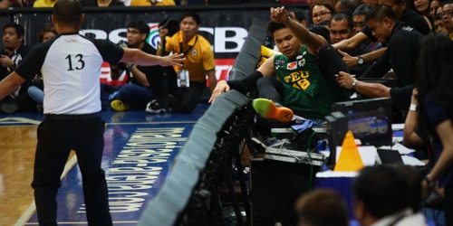 POGOY PROBLEMS: FEU�s underrated star shines against UST