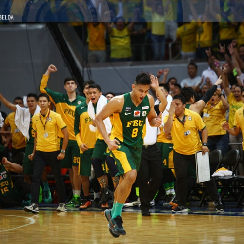 By the Numbers:  UAAP Season 78 Finals Game 1