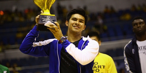 No Tamaraw joins two-time MVP Ravena in Mythical Five