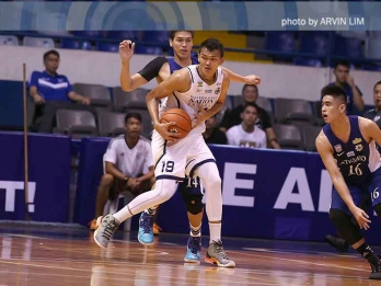 Baltazar and Bullpups pound on Eaglets to sweep first round