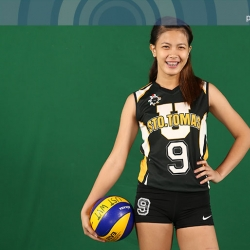 Get to know: New UST captain EJ Laure