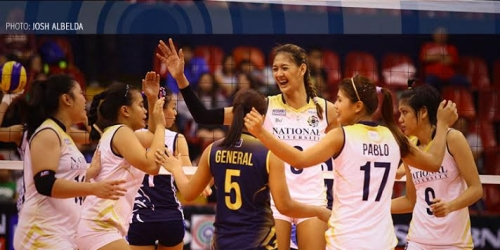 NU shoots down Adamson, bags first win