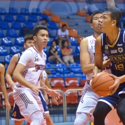 Championship-dreaming for NU�s Kapampangan connection