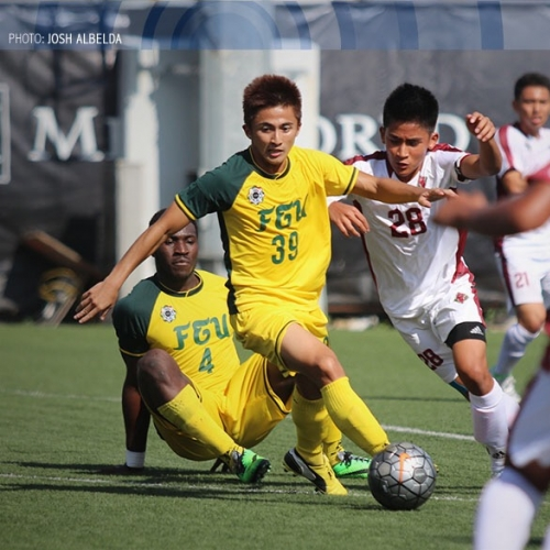 UP holds defending champions FEU to opening day draw