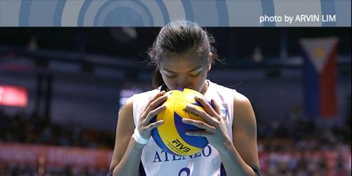 UAAP Volleyball Player of the Week: Alyssa Valdez