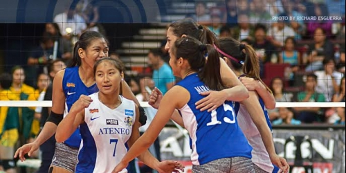 Gatekeepers: Lavitoria, Tan get the job done for Ateneo
