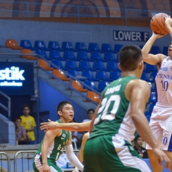 Ateneo coach: �They haven�t seen the real Blue Eaglets yet�