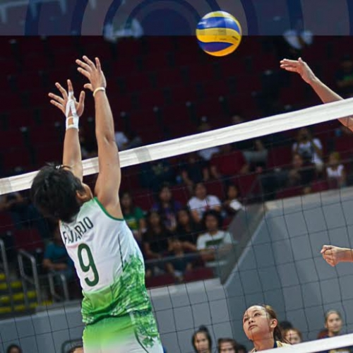 Lady Bulldogs shock Lady Spikers
