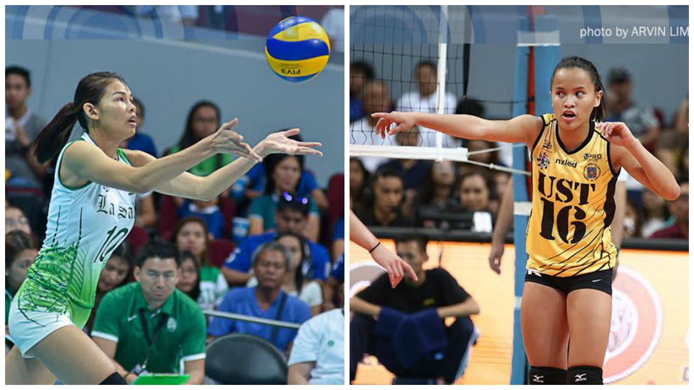 Honorable Mention Cherry Rondina University Of Sto Tomas And Kim Fajardo De La Salle