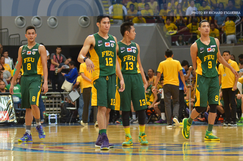 Feu volleyball uniform