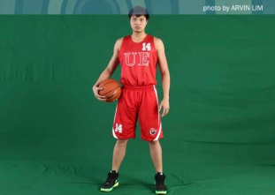 UAAP 78: UE Red Warriors pictorial
