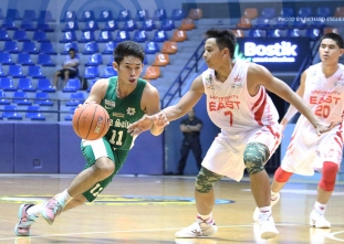 UAAP 78 Juniors Basketball: DLSU vs. UE