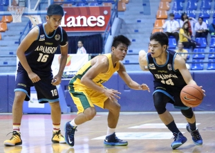 UAAP 78 Juniors Basketball: FEU vs. Adamson