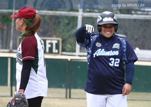 UAAP 78 Softball: UP vs. Adamson