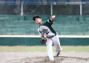 UAAP 78 Baseball: DLSU vs. NU
