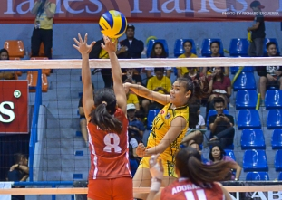 UAAP 78 Women's Volleyball: FEU vs. UE (1st Round)