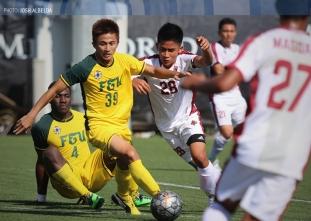 UAAP 78 Men's Football: FEU vs. UP (1st Round)