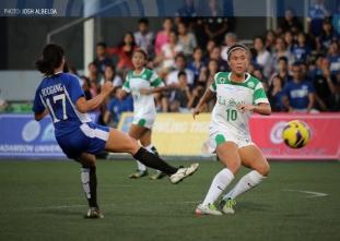 UAAP 78 Women's Football: DLSU vs. Ateneo  (1st Round)