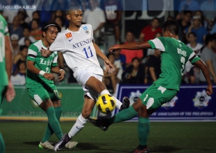 UAAP 78 Men's Football: DLSU vs. Ateneo  (1st Round)