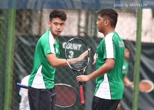 UAAP 78 Men's Tennis: Ateneo vs. La Salle