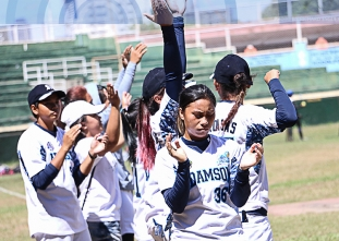 UAAP 78 Softball: Adamson vs. La Salle