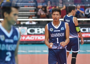 Falcons shoot down Blue Eagles for back-to-back victories