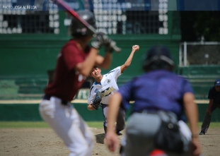 UAAP 78 Baseball: NU vs. UP