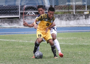 Pasion, Busmion power UST past Adamson in Football opener