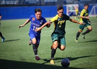 UAAP 78 Men's Football: FEU vs. Ateneo  (1st Round)