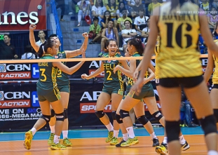 UAAP 78 Women's Volleyball: UST vs. FEU (1st Round)