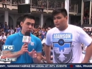 The Score: Adamson, full force for UAAP 78