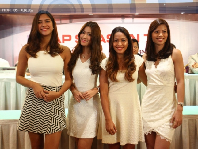 UAAP Upfront Girls to give front row seats for viewers