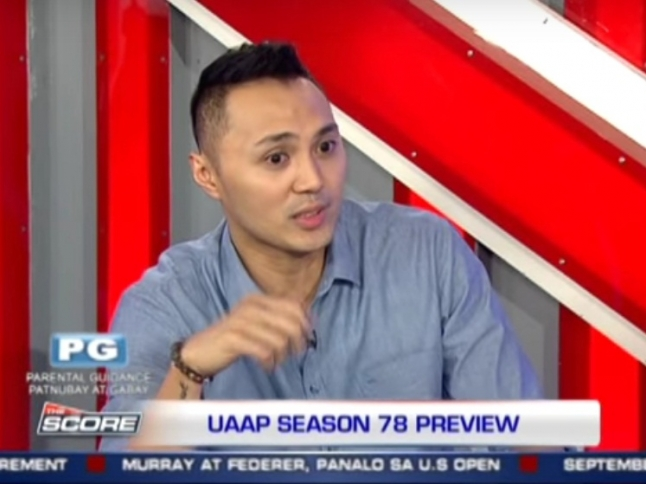 The Score: Renren Ritualo gives UAAP Season 78 preview