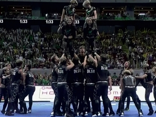 CHEER DANCE COMPETITION 2015: DLSU PEP SQUAD
