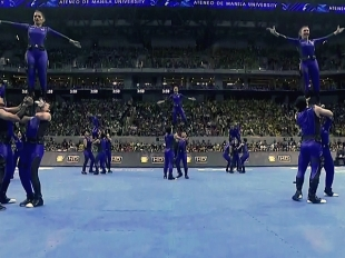 CHEER DANCE COMPETITION 2015: ADMU PEP SQUAD