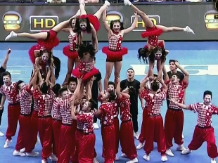 CHEER DANCE COMPETITION 2015: UE PEP SQUAD