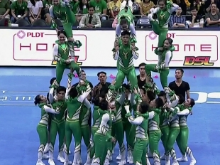 CHEER DANCE COMPETITION 2015: FEU PEP SQUAD