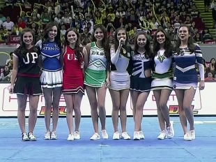 CHEER DANCE COMPETITION 2015: Primer