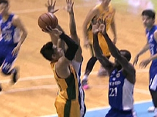 UAAP 78: FEU vs ADMU - 1st Quarter