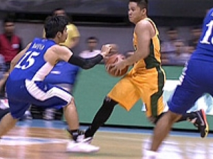 UAAP 78: FEU vs ADMU - 3rd Quarter